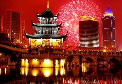 За неделю праздников китайцы потратили 200 миллиардов долларов