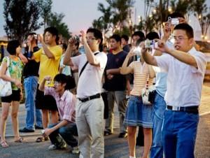 За плохое поведение туристы из Китая будут наказаны китайским правосудием