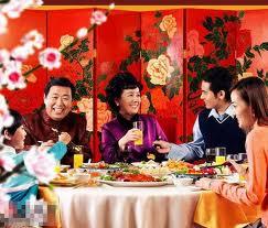 За столом с китайцами