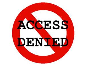 Заблокирован очередной сайт иностранной газеты на территории КНР
