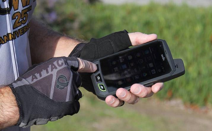 Защищенные смартфоны