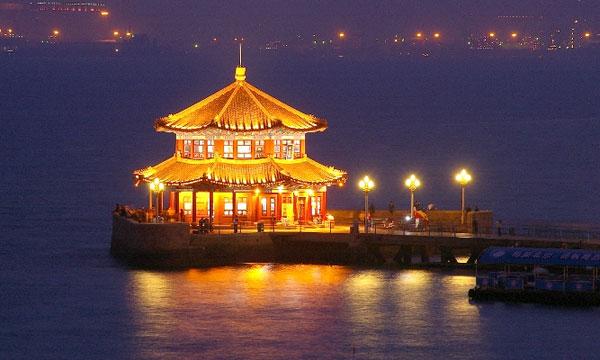 Зеленый остров – город Циндао2