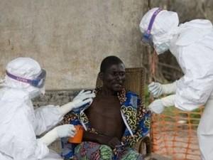 3 группы китайских врачей отправятся в Западную Африку, чтобы противостоять эпидемии Эболы