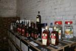 Подпольный цех по производству алкоголя ликвидировали в Сюйчжоу