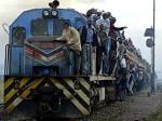 Китайские строители закончили строительство железной дороги в Анголе