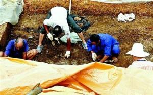 Китайские археологи нашли древний город Чжанъу