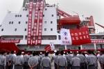 В порт Шанхая вернулась 6-я Китайская Арктическая экспедиция