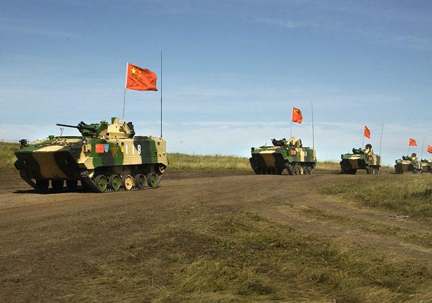 Китай попал в ТОП 5 экспортеров оружия