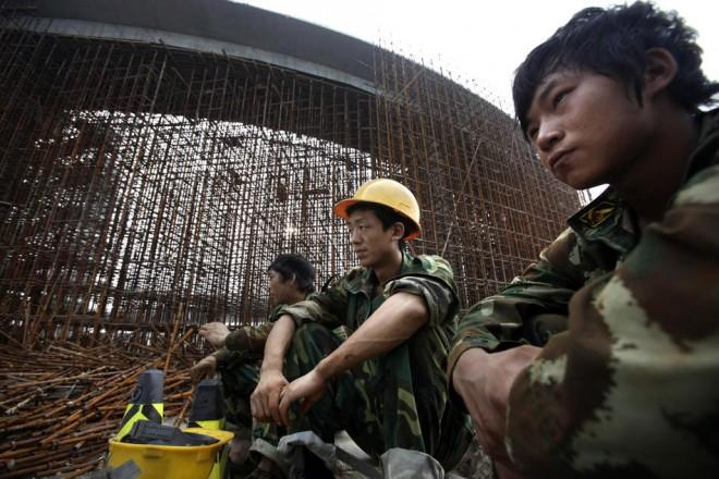 Число промышленных аварий в Китае снизилось в первом полугодии 2014 года