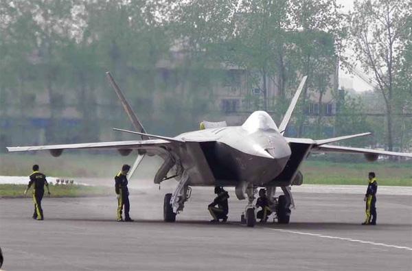 Китайские военные аэродромы стадают от ухудшения воздушной среды