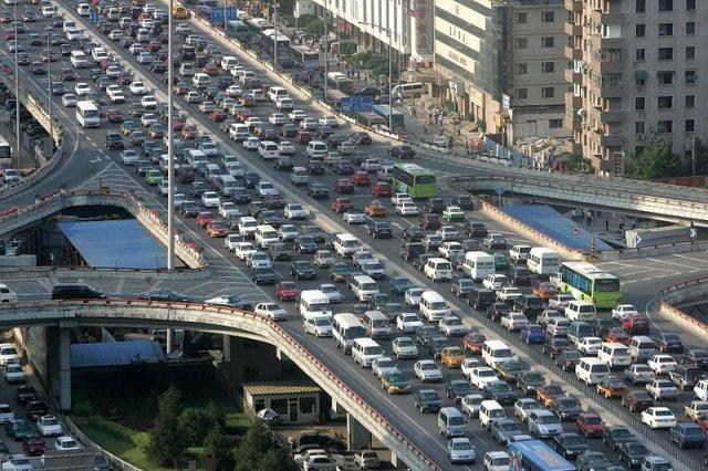 Автомобилизация страны и экология