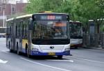 В Пекине водители автобусов учатся противодействовать террористам