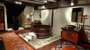 бани в Китае