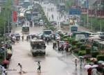 Китай накрыло волной стихийных бедствий