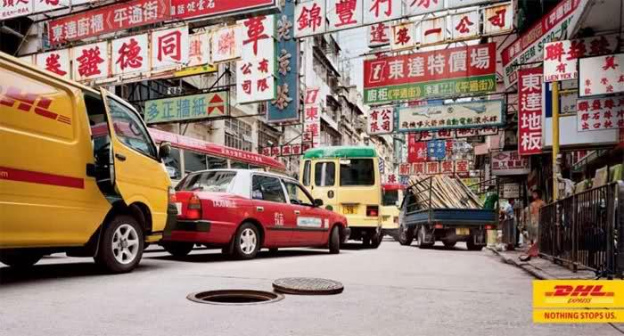 Пересылка образцов продукции из Китая