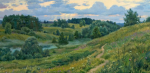 В Пекине открылась выставка российского художника Станислава Брусилова