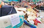 Движение «Оккупай централ» может привести к экологической катастрофе в Гонконге