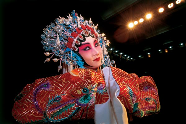 Пекинская опера ч.2