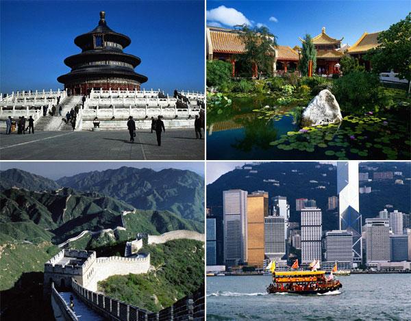 Развитие туризма в Китае