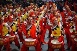 История китайского танца ч.1