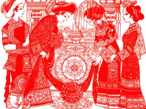 chinese-marriage-traditions-paper-cut