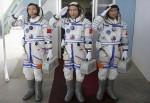 Китай осваивается в космосе
