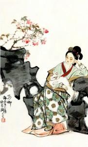 Китай Сон в красном тереме