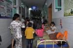 180 китайских учеников отравились молоком