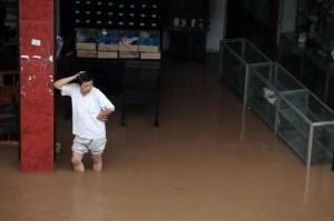 426 тысяч жителей провинции Сычуань пострадали от ливней