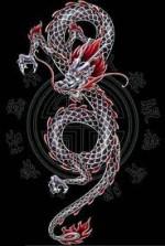 3D драконы на улицах Пекина