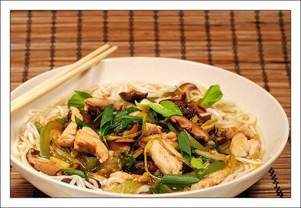 китайская еда на дому