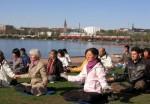 Духовная практика самосовершенствования Фалуньгун