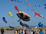 Фестиваль воздушных змеев в Вэйфане