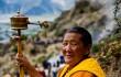 Фестиваль Йогурта на Тибете