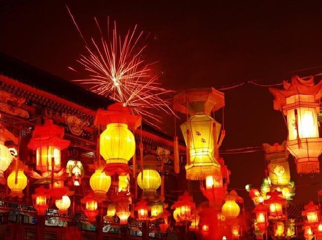 Традиции и обычаи Праздника фонарей