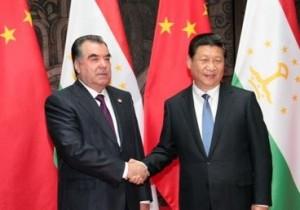 соглашение между Китаем и Таджикистаном