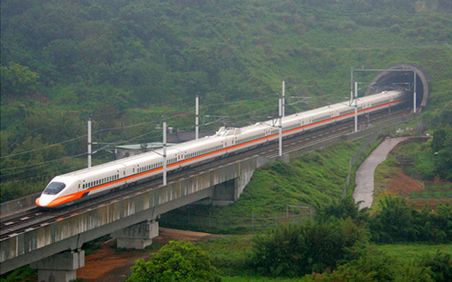 Первая высокоскоростная железная дорога построена в провинции Гуйчжоу