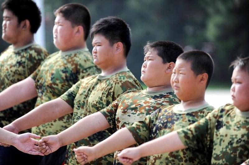 Количество страдающих ожирением в Китае постепенно снижается