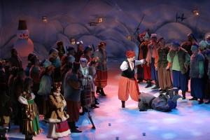 В Харбине прошла премьера гоголевской «Ночи перед Рождеством»