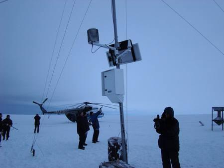 Самая высокогорная метеостанция запущена китайскими метеорологами на Джомолунгме
