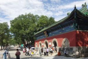 Китай Завершилась реставрация храма Пунинсы в Чэндэ