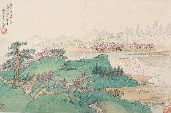 4 самых интересных классических художника Китая