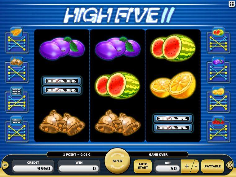 игрово автомат High 5