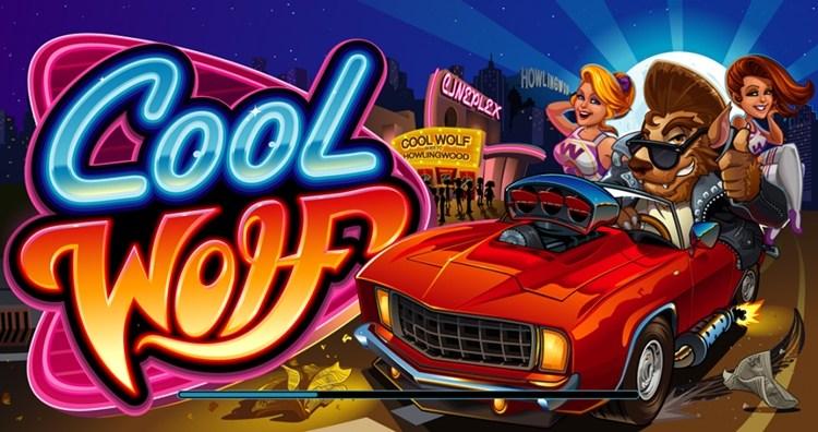 игровой автомат Cool Wolf