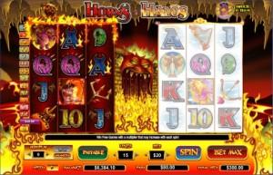 игровой автомат Horns and Halos