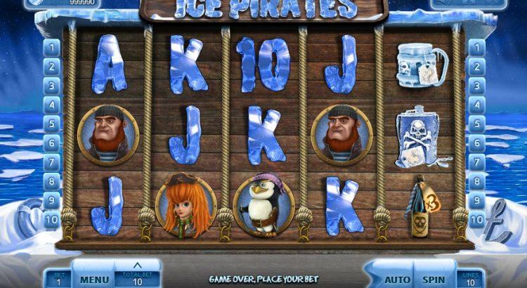 игровой автомат Ice Pirates