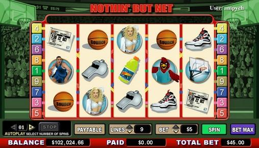 игровой автомат Nothing But Net