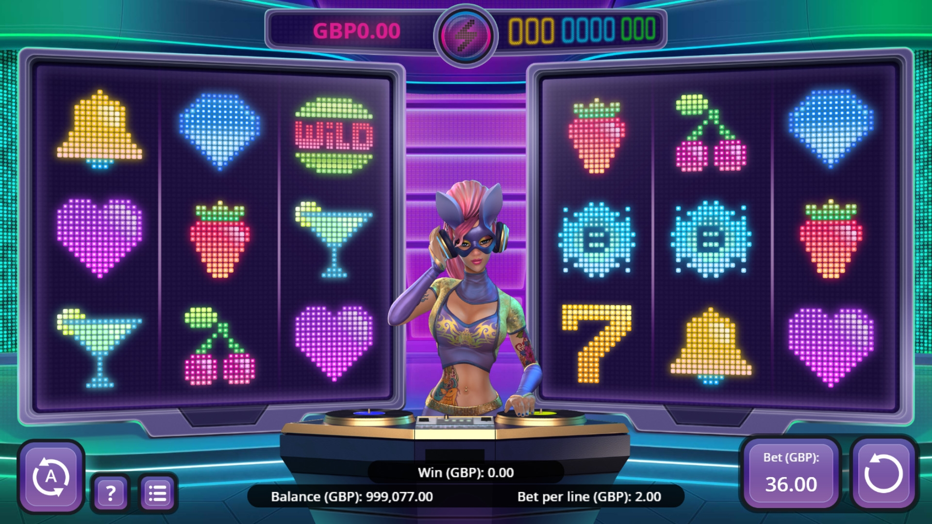 игровой автомат Stereo Miami
