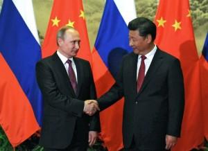 Си Цзиньпин встретился с Путиным в рамках саммита G20