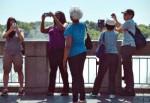 В дни первомайских праздников в Китае отмечен туристический бум
